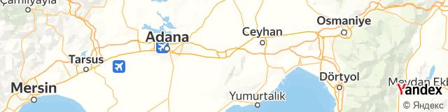 Adana, Yakapınar Posta Kodu
