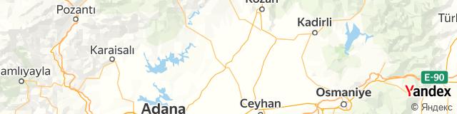 Adana, İmamoğlu Posta Kodu