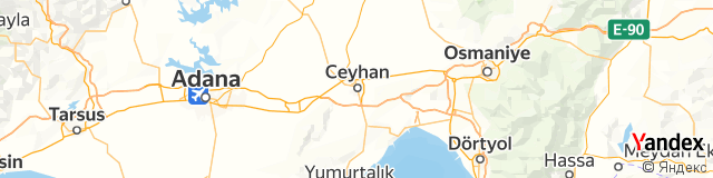 Adana, Ceyhan Posta Kodu