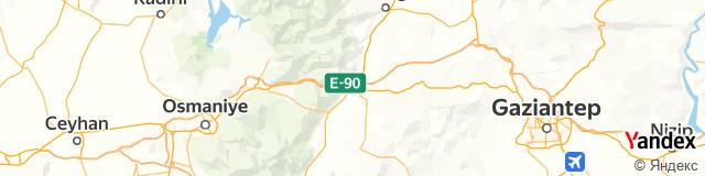 Gaziantep, Nurdağı Posta Kodu
