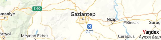 Gaziantep, Şahinbey Posta Kodu