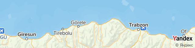 Trabzon, Beşikdüzü Posta Kodu