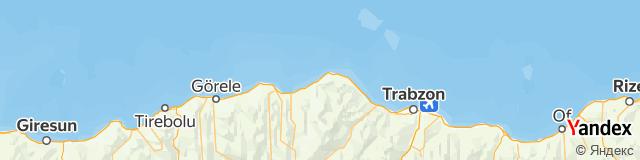 Trabzon, Çarşıbaşı Posta Kodu