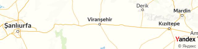Şanlıurfa, Viranşehir Posta Kodu