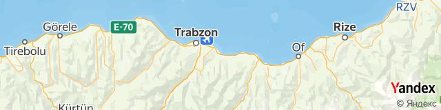 Trabzon, Yomra Posta Kodu