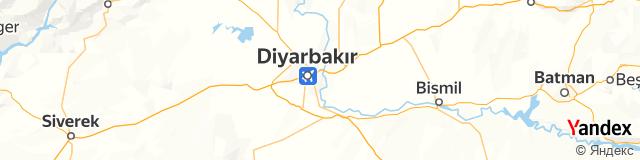 Diyarbakır Posta Kodu