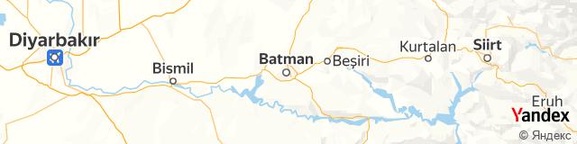 Batman Posta Kodu
