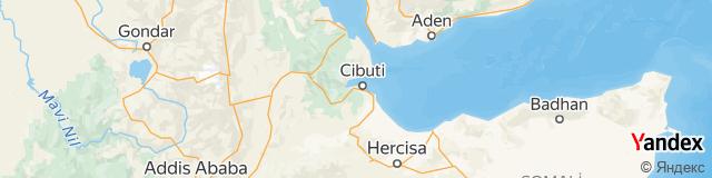 Cibuti Ülke Kodu - Cibuti Telefon Kodu
