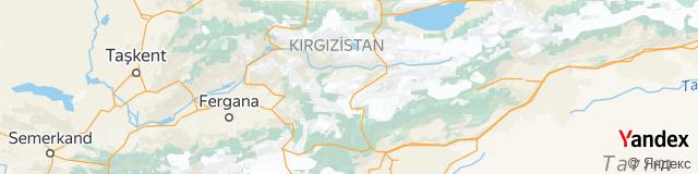 Kırgızistan Ülke Kodu - Kırgızistan Telefon Kodu