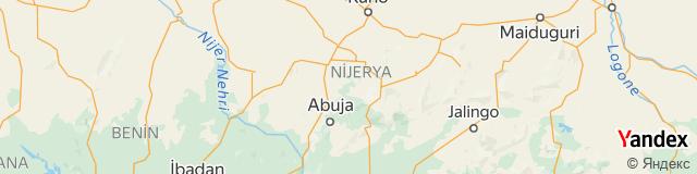 Nijerya Ülke Kodu - Nijerya Telefon Kodu