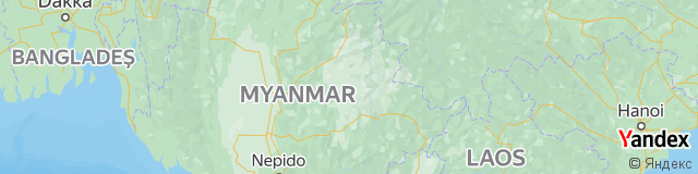 Myanmar Ülke Kodu - Myanmar Telefon Kodu