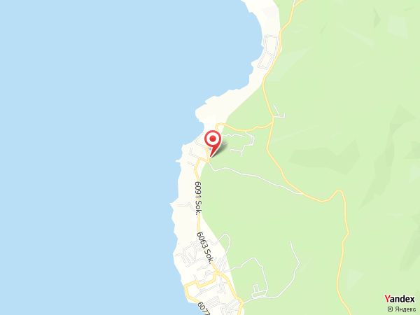 Yorgo Seferis Residence Yol Haritası