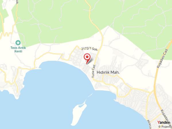 Mali Beach Yol Haritası