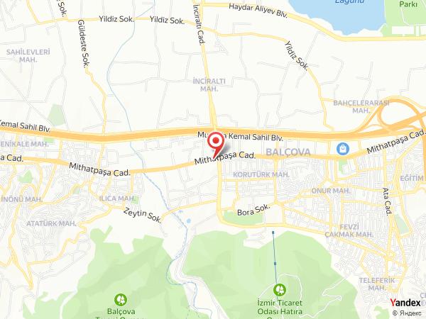 İzmir Garden Plus Yol Haritası