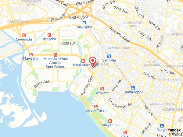 Bekir Kuaför Güzellik Hizmetleri Yol Haritası