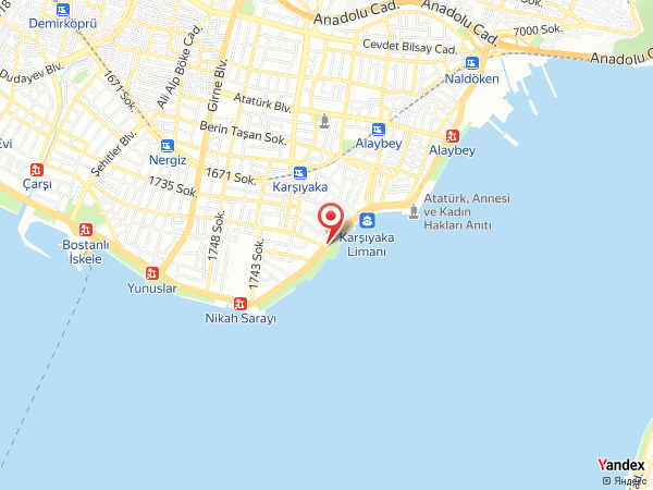 Fadıl Gül Kuaför Salonu Yol Haritası