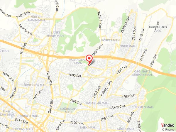 İzmir Seyirtepe Yol Haritası