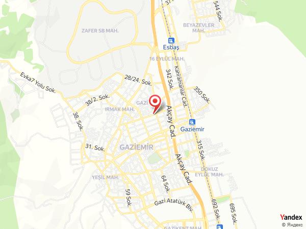 Çamlaraltı Restaurant Yol Haritası