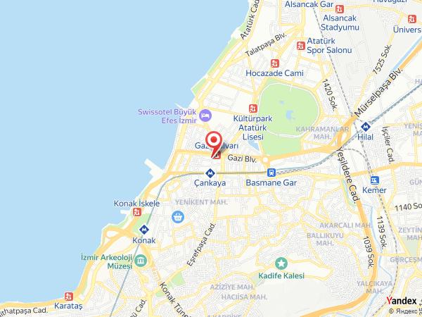 La Serra Yol Haritası