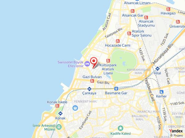 Karaca Otel Yol Haritası