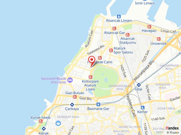 Kuaför Özer Yol Haritası