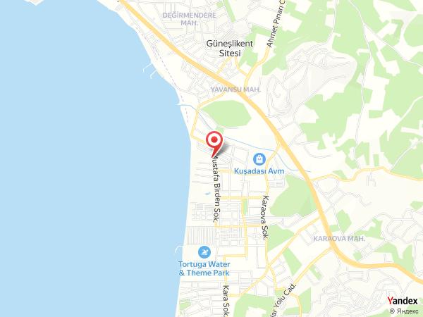 Batıhan Beach Resort Spa Yol Haritası