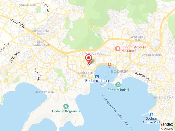 Ha La Bodrum Yol Haritası