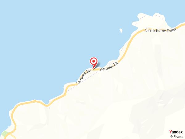 Salmakis Hotel&Resort&Spa Yol Haritası