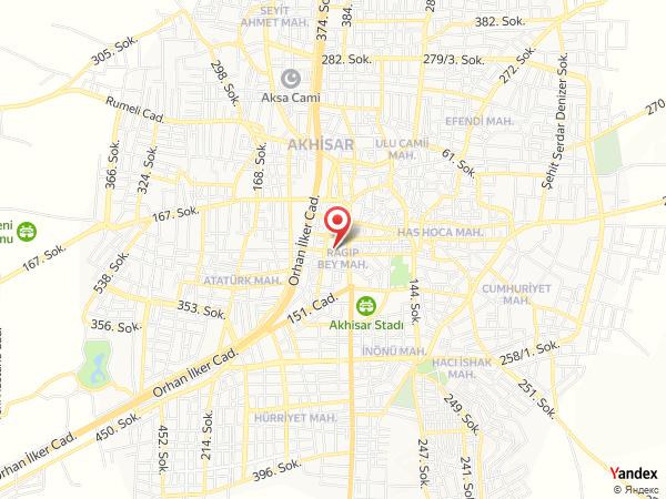 Akhisar Life Organizasyon Yol Haritası