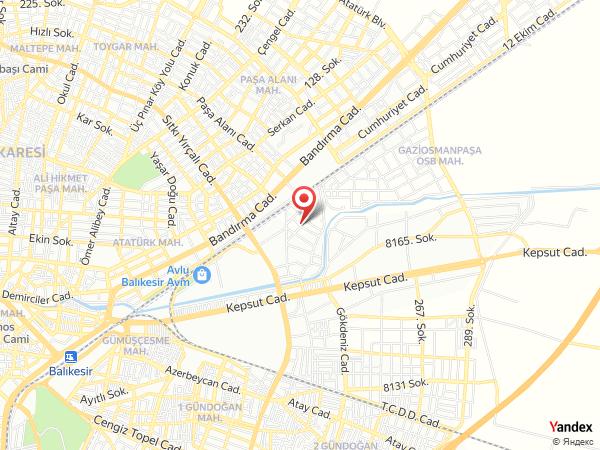 Asos Garden Kır Düğün Sarayı Yol Haritası
