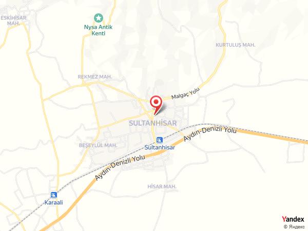 Atça Düğün Salonu Yol Haritası