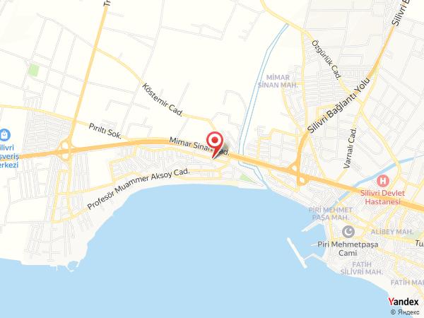 Köprübaşı Hamam & Sauna Yol Haritası
