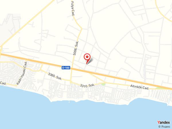 Klassis Resort Hotel Yol Haritası