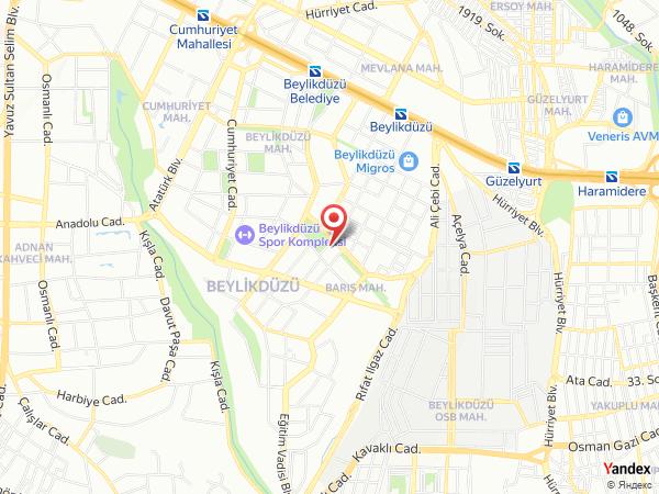 Çikolata İstasyonu Yol Haritası