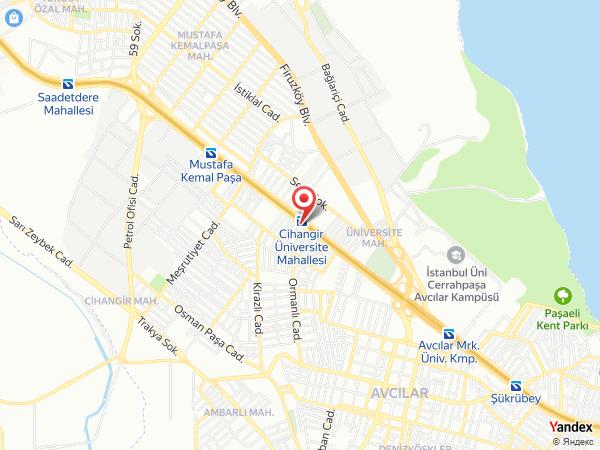 Armoni Balo Davet Salonları Yol Haritası