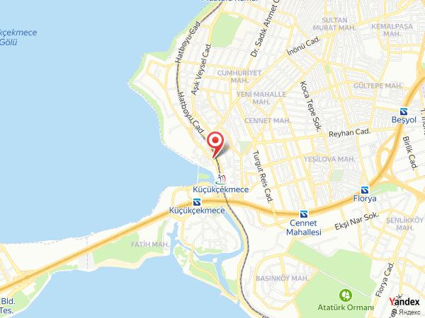 Cici Restaurant Yol Haritası