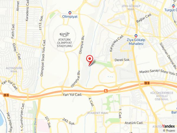 Laviva Garden Kır Alanı Yol Haritası