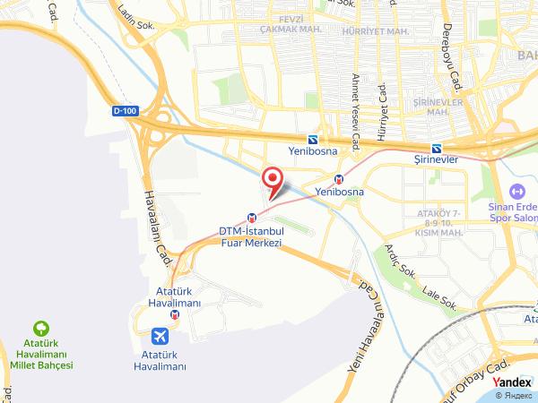 WOW İstanbul Hotels & Convention Center Yol Haritası