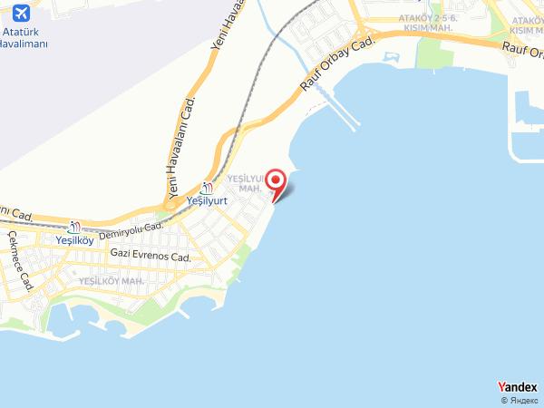 Manzara Restaurant Yol Haritası