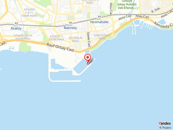 Nossa Costa Yol Haritası