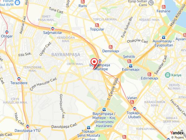 DKM Divan Kültür Merkezi Yol Haritası