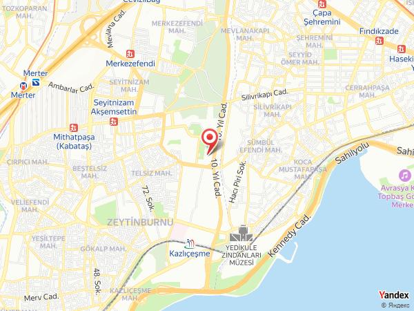 Sur Restaurant & Cafe Yol Haritası