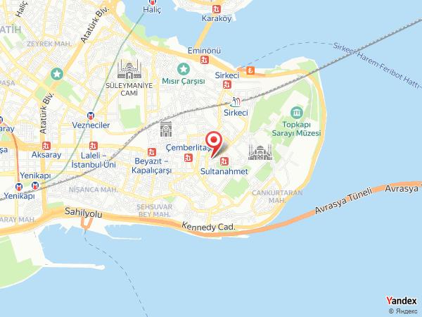 Sırevi Restaurant Yol Haritası