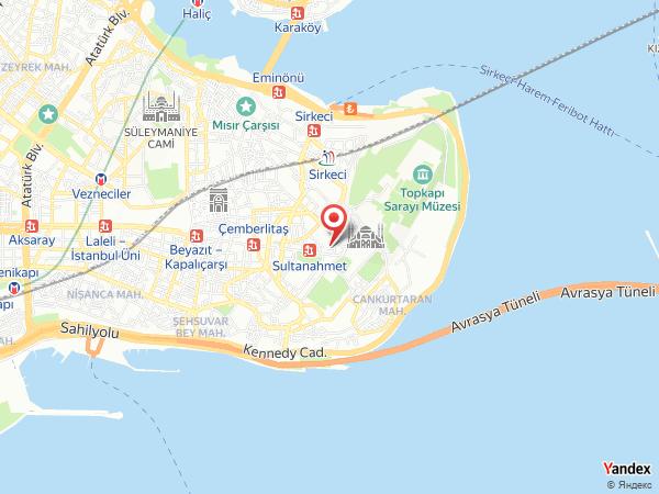 Fuego Restaurant Yol Haritası