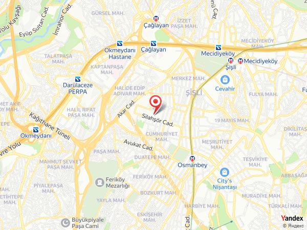 Kiva Bomonti Yol Haritası