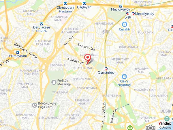 Qubbe Bomonti Yol Haritası