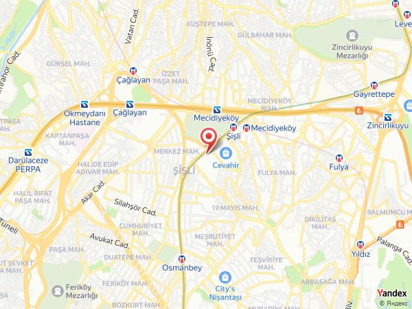 Günay Restaurant Yol Haritası