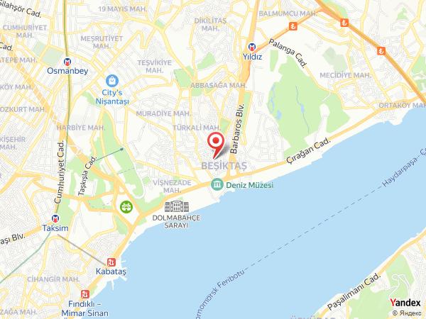 Aterina Balık Restaurant Yol Haritası