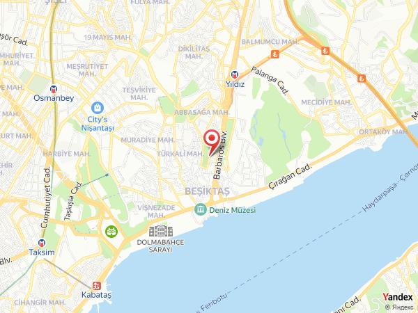 İstanbul Kaligrafi Merkezi Yol Haritası