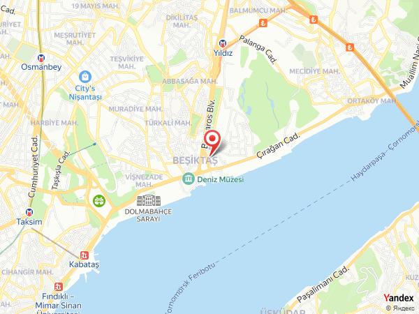 Beşiktaş Davetiye Yol Haritası